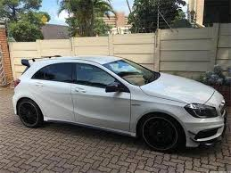 mercedes 45 amg white 2014 white mercedes a45 a 45 amg 4 matic speedshift dct 7