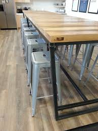 High Top Conference Table 100 Industrial Dining Room Tables Dining Room Cute Dining