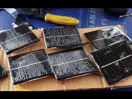 solar batteries for outdoor lights how to build a solar battery charger from solar garden lights diy