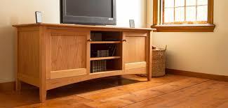 media consoles furniture solid wood tv stands media consoles vermont woods studios