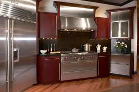 kitchen with stainless steel appliances how to clean your stainless steel