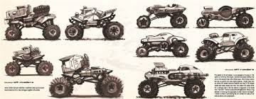 book preview drive vehicle sketches and renderings by scott