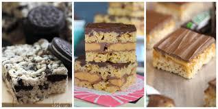 18 rice krispie treats recipes easy dessert recipes