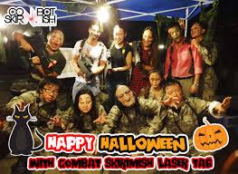 halloween laser quest singapore