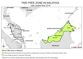 Provinces Of Italy Map List Of Fmd Free Members Oie World Organisation For Animal Health