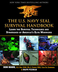 the u s navy seal survival handbook learn the survival