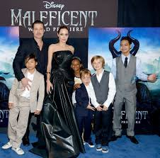 shiloh and more of angelina jolie u0027s kids look all grown up in new