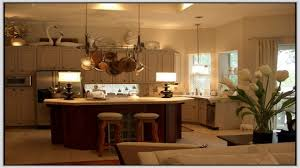 ideas for decorating above kitchen cabinets decorating above