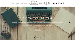 miniver press an author focused book publishing company