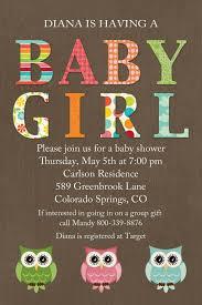 owl baby shower invitation gender neutral gender reveal couples