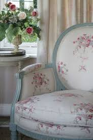 Shabby Chic Chair by Does This Remind Anyone Else Of Full House The Pink Bunnies On