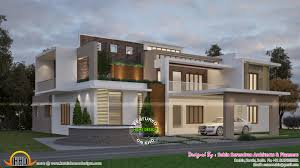 classic contemporary house kerala home design floor plans