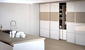 cuisine du placard armoire murale porte coulissante cuisine pour cuisine placard mural