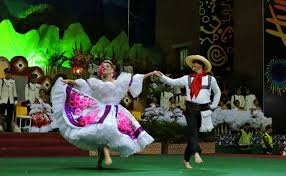 traje del sanjuanero huilense mujer y hombre para colorear festival folclórico y reinado nacional del bambuco