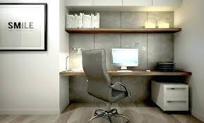 aménagement d un bureau à la maison idee amenagement bureau professionnel bureau compact design