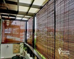 Bamboo Blinds For Outdoors by Outdoor Bamboo Shades Clanagnew Decoration