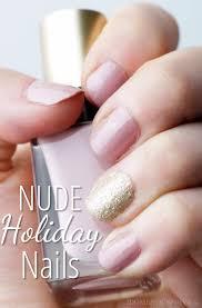 diy holiday nails drugstore nail polish u2013 the domestic diva