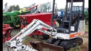 bobcat 320 compact excavator service repair workshop manual