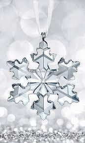swarovski swarovski 2016 ornament clear 5180211