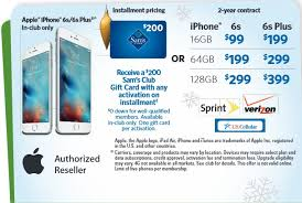 best iphone 6s plus black friday deals sam u0027s club announces holiday savings event with iphone 6s and ipad