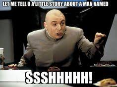 Dr Evil Meme - f ck it 34 times during your day you would just rather not evil