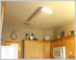 Fluorescent Kitchen Ceiling Light Fixtures Replace Fluorescent Light Fixture In Kitchen About Us Full Size