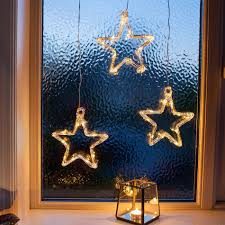 battery operated star lights malmo battery led window star lights window star and christmas time
