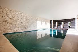 in ground swimming pool concrete indoor east sussex