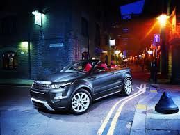 light green range rover range rover evoque cabriolet gets green light for production
