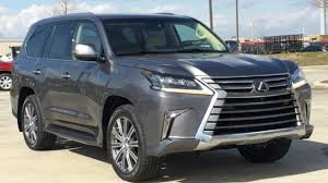 lexus most expensive sedan 2016 lexus lx 570 full review start up exhaust youtube