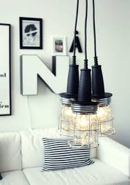 Pendant Lighting In Bathroom 50 Coolest Diy Pendant Lights