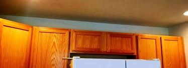 How To Install Kitchen Cabinets Crown Molding by How To Install Crown Molding To Kitchen Cabinets