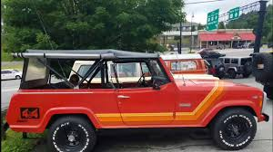 1971 jeep commando 72 jeep commando test drive youtube