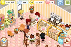 bakery story honey play store revenue