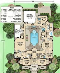 small house in spanish baby nursery house plans with central courtyard best spanish