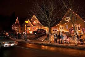 houses with christmas lights near me the 5 best u s neighborhoods for holiday lights cbs news