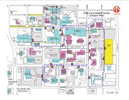 Swosu Campus Map Map Of Ok State University Parking Pictures To Pin On Pinterest