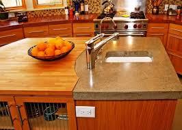 Kitchen Sinks Sacramento - 32 best concrete countertops images on pinterest concrete