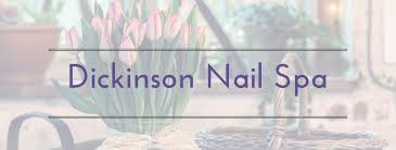 dickinson nail spa home facebook