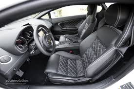 Lamborghini Gallardo Black - lamborghini gallardo lp560 4 review autoevolution
