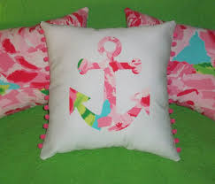 bedroom anchor and pillow lilly pulitzer bedding