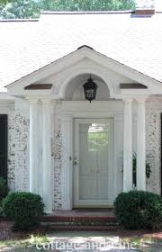 image front door style colonial exterior styles for homes colonial