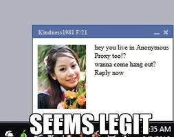 Proxy Meme - 22 meme internet hey you live in anonymous proxy too wanna come