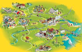 Legoland Map Maps On Behance