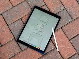 the ipad pro experiment the pencil arrives and it u0027s going to