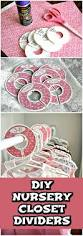 Closet Dividers 20 Easy Diy Baby Closet Dividers To Organize Baby Clothes