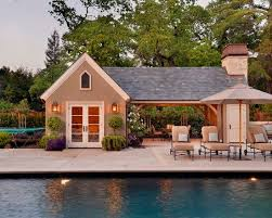 Pool House Plans Ideas Pool And Guest House Plans