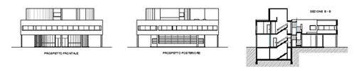 Villa Savoye Floor Plan Villa Savoye Basement Misfits U0027 Architecture