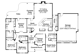 prairie style house plans fall creek 30 755 associated designs