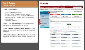 3 bureau report equifax 3 bureau credit report and scores tour